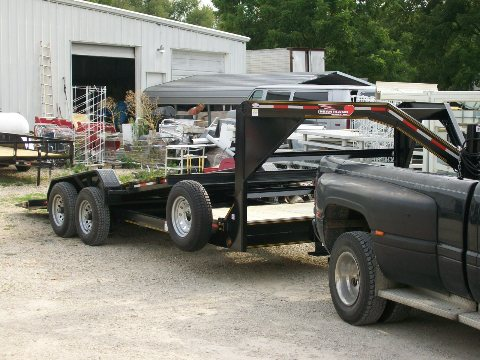 New 2020 Heartland 20ft Gooseneck Trailer