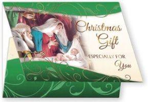 Catholic Christmas Gift Card