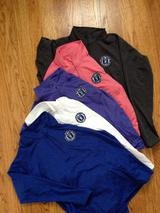 Sport-Tek II, Unlined 1/4 Zip Pullover, Flannel Pants, Royal Beanies and Royal Headbands