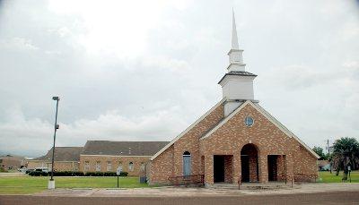 Anahuac: First Baptist Church