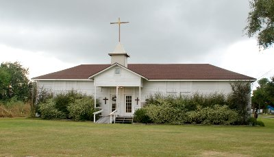 Anahuac: Smith Point Community Church