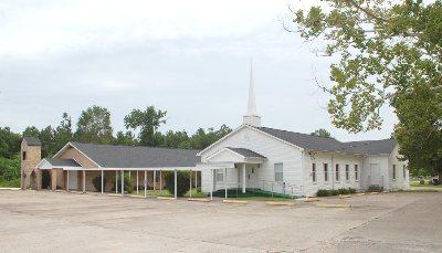 Batson: Batson Prairie Baptist Church