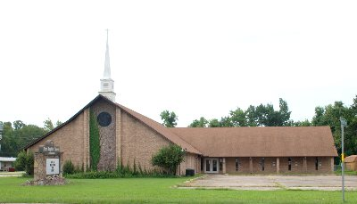 Batson: First Baptist Church