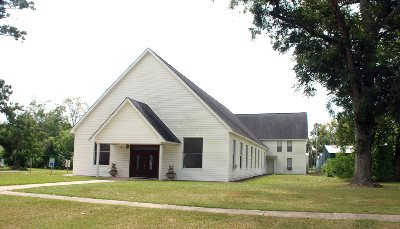 Daisetta: Central Baptist Church