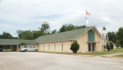Daisetta: First Baptist Church