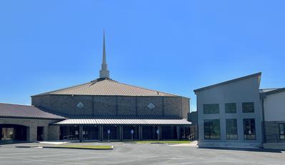 Dayton: Old River Baptist Church