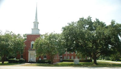 Devers: First Baptist Church