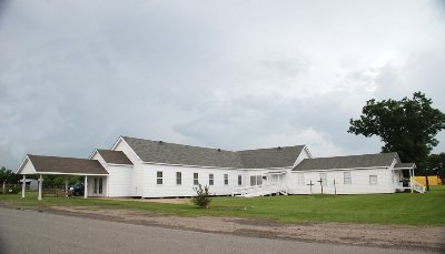 High Island: First Baptist Church