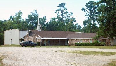 Liberty: Calvary Baptist Church