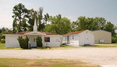 Liberty: Central Baptist Church
