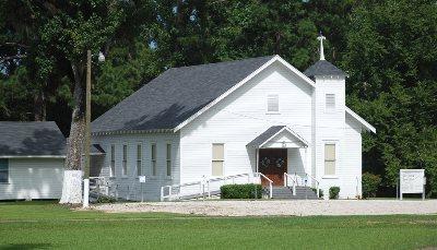 Rye: First Concord Baptist Church