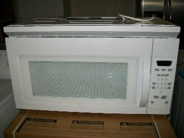 New Whirpool Over the Range Microwave