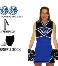 CHEER UNIFORM PACKAGE