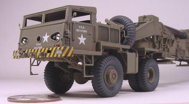 1//72ND SCALE 3D PRINTED WW II U S ARMY M4A3 SHERMAN LATE PRODUCTION