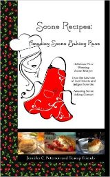 Amazing Scones Baking Contest Cookbook