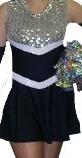SEQUIN DANCE DRESS