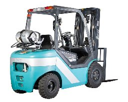 Introducing Baoli Forklifts by KION