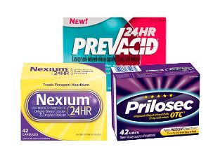 FDA nexium prilosec warning