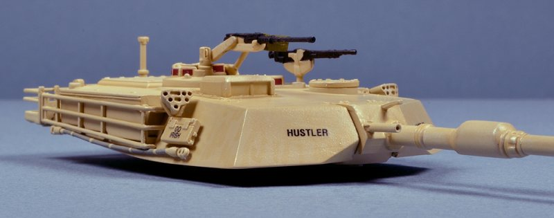 Scale 1/72 - The Models of Paul Gaertner - Building AFVs