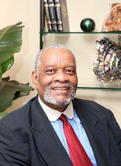 Rev.  Nathaniel B. Thomas, LICSW, M.Th, D.Min