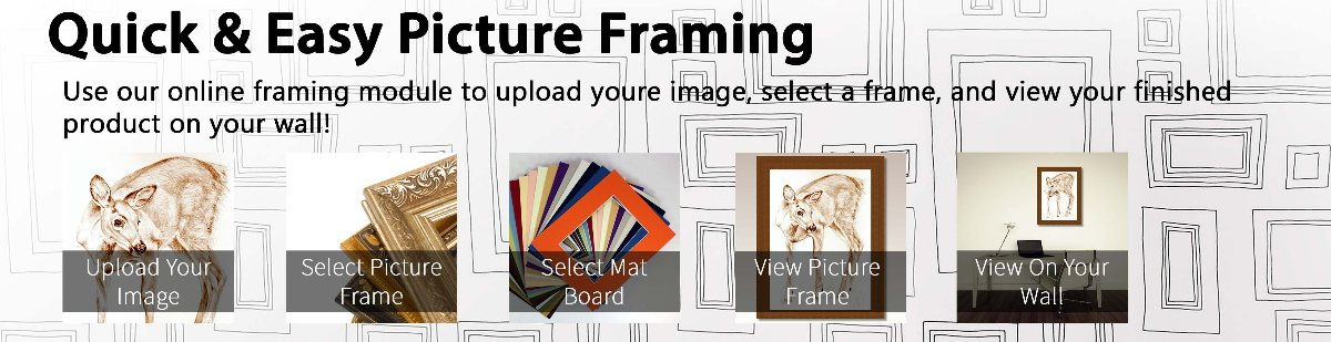 Buy Cheap Custom Picture Framing Online Australia | Photo Frames Online