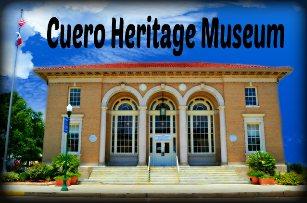 cuero heritage museum exterior photo