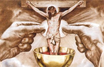 Most Precious Blood of Jesus