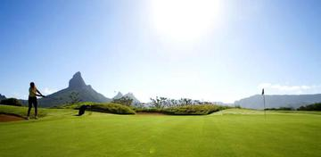 Mauritius - A Preferred Golf Destination Today