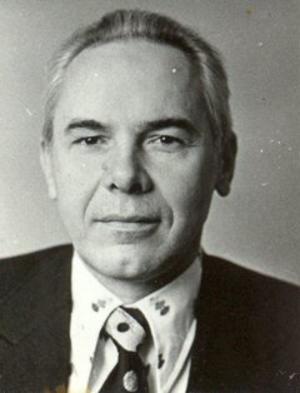 Professor Fedor Nikolaevitch Romashov