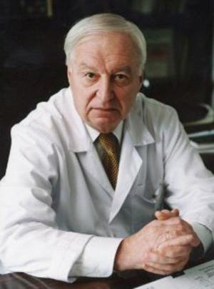 Academician Professor Konstantinov Boris Alekseevitch, Head of Division of Heart Surgery & Director of the Russian Scientific Center of Surgery, Moscow