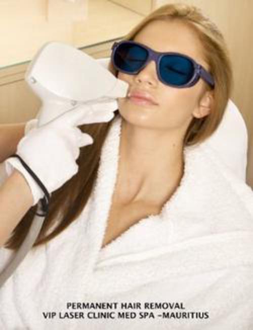 SHR Laser Hair Removal