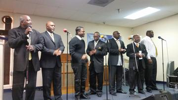 BARUCH Men's Ministry