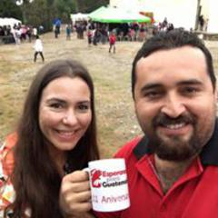 Jose and Erin Aramos