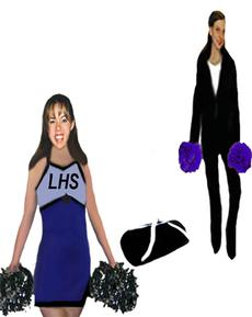 CHEER UNIFORM PACKAGE FAST WARM UP