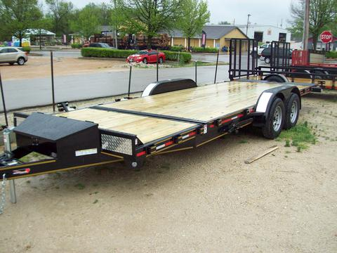 New 2019 Heartland 22ft.Sure-tilt Trailer