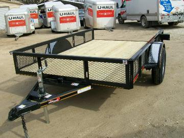 New 2020 Heartland 6 1/2 x 10 ft Tilt Trailer