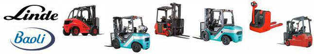 KION Baoli Lease Specials Equipment Montage