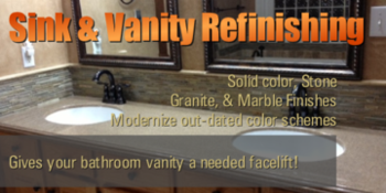 Sink & Vanity Refinishing Contractor Portland Vancouver
