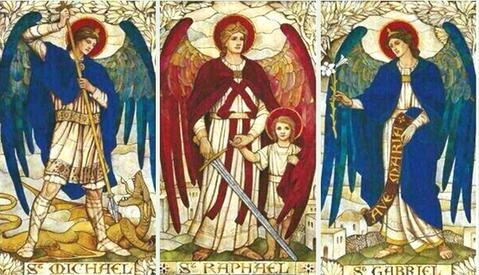 LOURDES PRAYER REQUEST - Archangels Feast Prayer