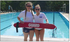 Check out our guards in the Town Courier on Page 14!