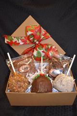 Apple Christmas Basket