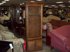 Used 6- Gun Cabinet All Wood $199.00