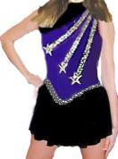 DANCE COSTUME DRESS