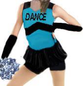DANCE UNIFORM HIP HOP