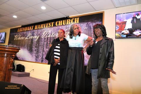 AHC! Abundant Harvest Cares!