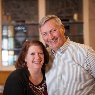 Pastor Richard & Joan Allis