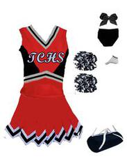 FLYAWAY CHEER UNIFORM PAK 2