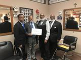 Thanks for Making a Difference Grant Recipient
