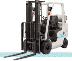 UniCarriers Platinum II Nomad Series
