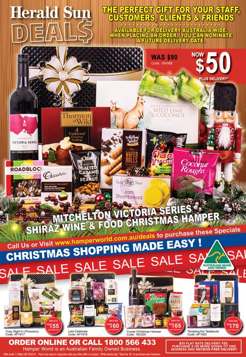 Christmas In Australia Date.Hamper World Gift Baskets Christmas Hampers Corporate